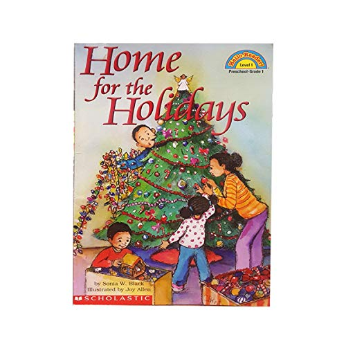 9780439471121: Home for the Holidays (Hello Reader Level 1)