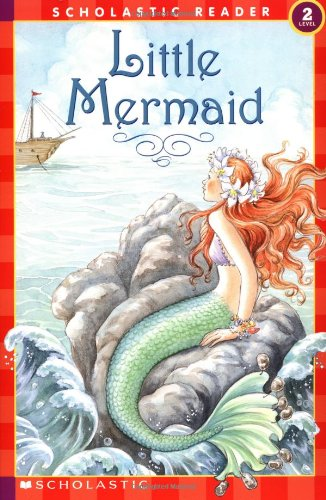 9780439471541: The Schol Rdr Lvl 2: the Little Mermaid (Scholastic Readers)