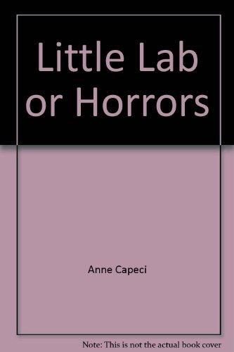 9780439472425: Little Lab or Horrors