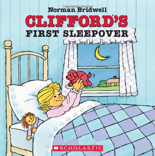 9780439472852: Clifford's First Sleepover