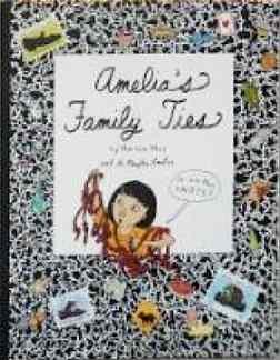 9780439474207: Amelia's Family Ties