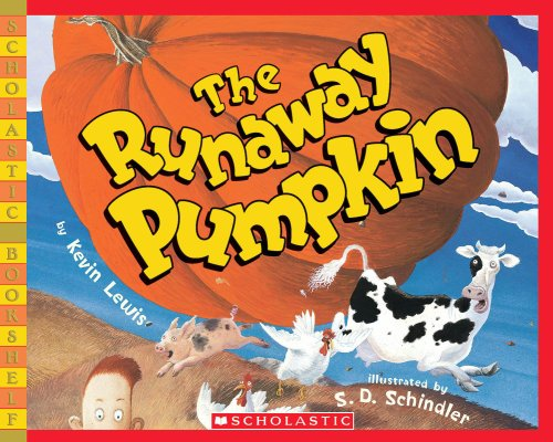 9780439474221: The Runaway Pumpkin
