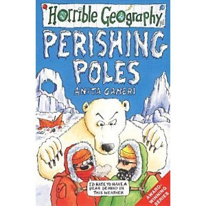 9780439483025: Perishing Poles (Horrible Geography) [Paperback] by