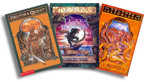 9780439484398: Enter the World of Deltora: Deltora Quest, 1: The Forest of Silence, Deltora Shadowlands, 1: Cavern of Fear, Deltora Book of Monsters