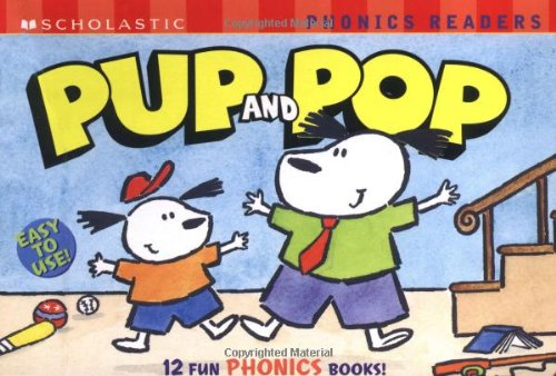 9780439485944: Pup & Pop Boxed Set (Scholastic Readers)