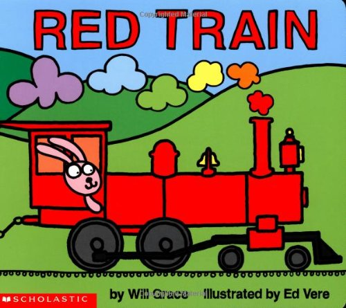 9780439488365: Red Train