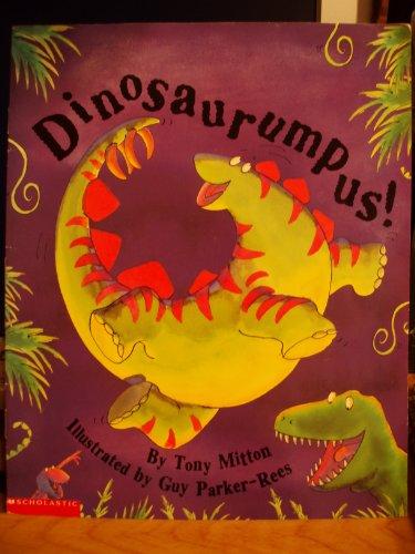 9780439488884: Dinosaurumpus!