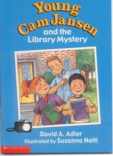 9780439489164: Young Cam Jansen and the Library Mystery