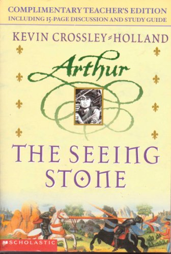 9780439489300: The Seeing Stone Teacher's Edition (Arthur Trilogy Book One) [Taschenbuch] by...