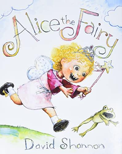 Alice the Fairy: Shannon, David