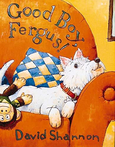 9780439490276: Good Boy, Fergus!