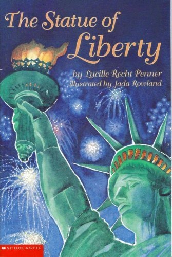 9780439491457: The Statue of Liberty [Taschenbuch] by Lucille Rech Penner