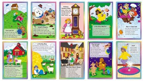 9780439492881: Nursery Rhymes! Bulletin Board Set