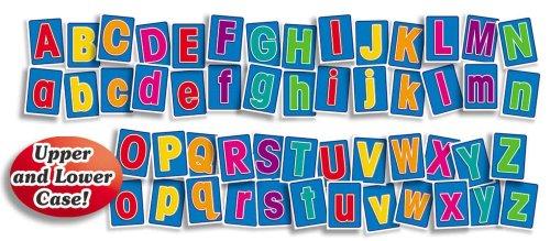 9780439492898: Big Alphabet Letters! Bulletin Board