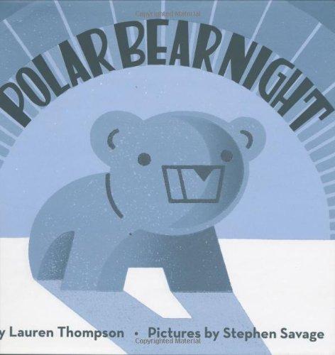 9780439495240: Polar Bear Night (New York Times Best Illustrated Children's Books (Awards))