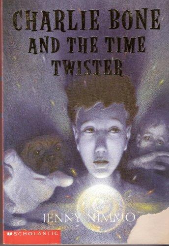9780439496889: Title: Charlie Bone And The Time Twister Charlie Bone Boo