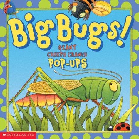9780439499057: Big Bugs
