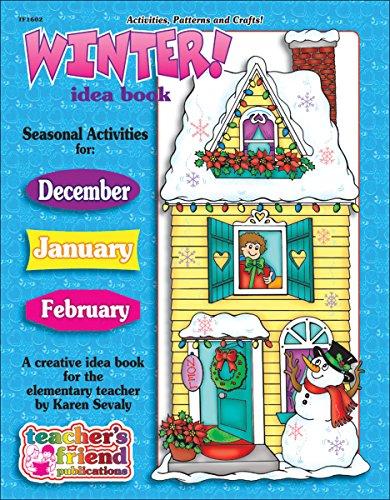 9780439499613: Winter Idea Book