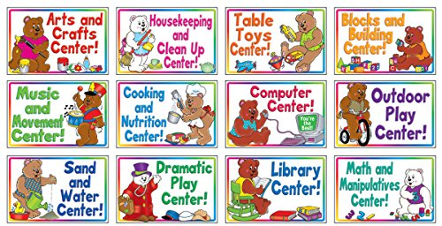 9780439499927: Early Childhood Signs! Bulletin Board