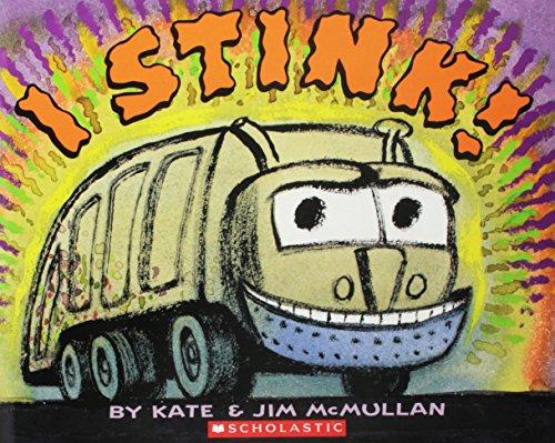 9780439500708: I Stink!