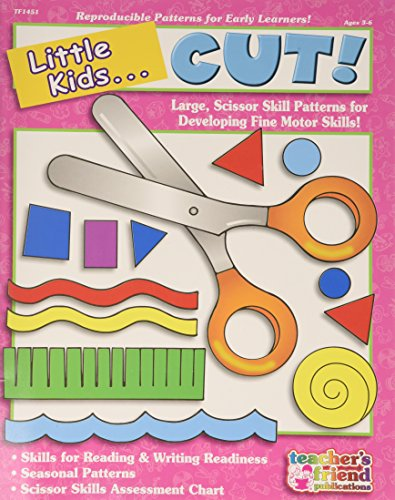 9780439502986: Little Kids Can... Cut