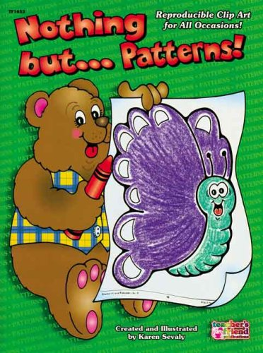 Nothing But . . . Patterns! Book (9780439504201) by Scholastic