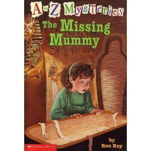 9780439510967: The missing mummy (A to Z mysteries)