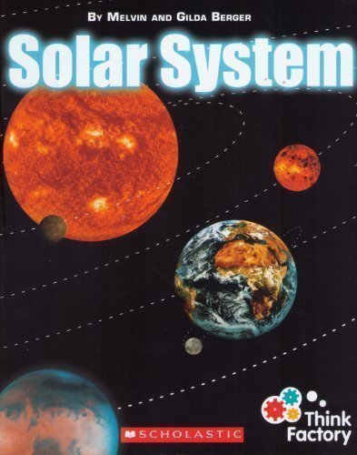 9780439511551: Think Factory: Solar System