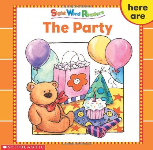 Sight Word Library/The Party (0439511607) by Beech, Linda