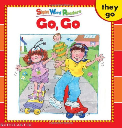 9780439511698: Go, Go (Sight Word Readers) (Sight Word Library)