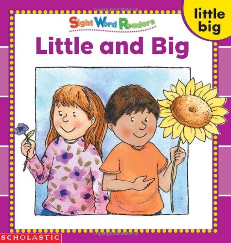 9780439511773: Little and Big (Sight Word Readers) (Sight Word Library)