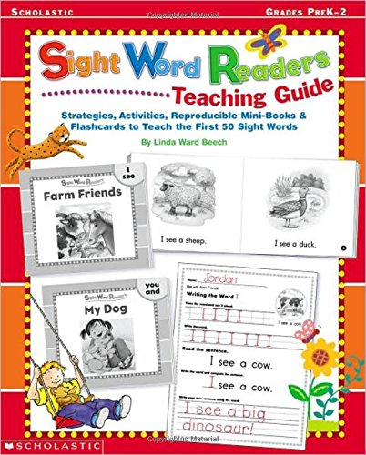 9780439511827: Sight Word Readers Teaching Guide: Strategies, Activities, Reproducilbe Mini-Books & Flashcards to Teach the First 50 Sight Words (Sight Word Library)