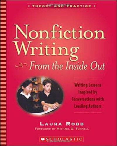 9780439513685: Nonfiction Writing From the Inside Out - Writing Lessons Inspired by Conversations with Leading Authors