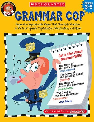 9780439513753: Grammar Cop (Funnybone Books, Grades 3-5)