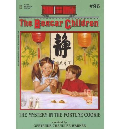 9780439517492: The Mystery in the Fortune Cookie