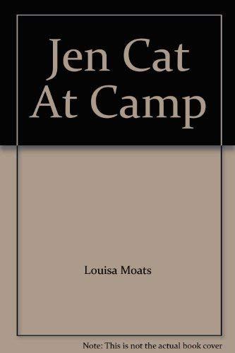 9780439517966: Jen Cat At Camp