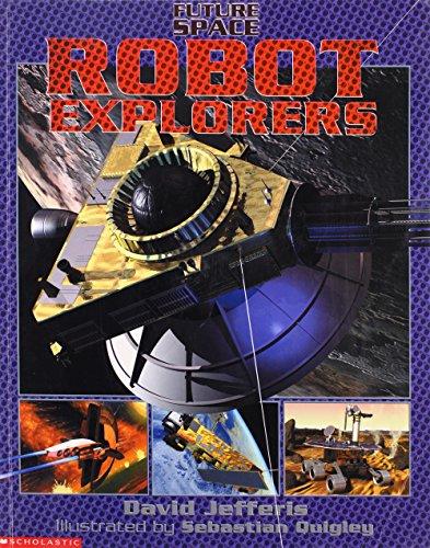9780439518093: Robot Explorers