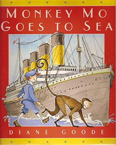 9780439518413: Monkey Mo Goes to Sea