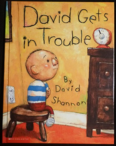 9780439518437: David Gets In Trouble
