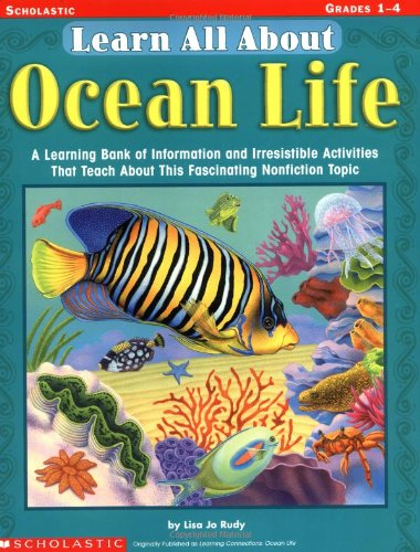 9780439518840: Learn All About Ocean Life: Grades 1-4 (Learn All about Books)