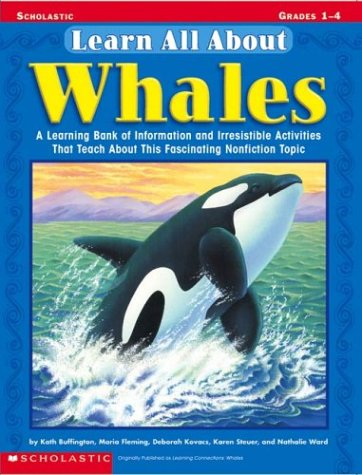 Learn All About: Whales: A Learning Bank: Buffington Et.Al, Kath;