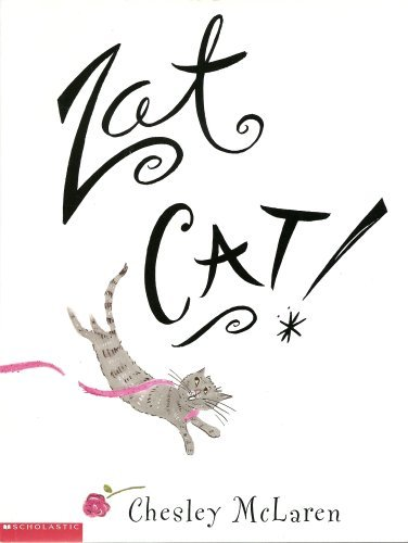 9780439519229: Zat Cat! A Haute Couture Tail