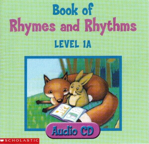 9780439519663: BOOK OF RHYMES AND RHYTHMS (LEVEL 1A, LEVEL 1A)