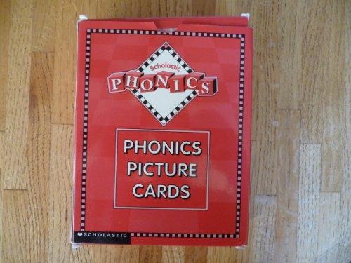 9780439519731: Scholastic Phonics: Phonics Picture Cards