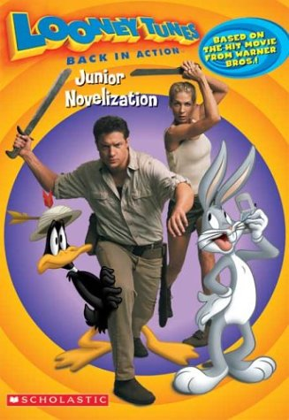 Looney Tunes Back In Action Junior Novelization