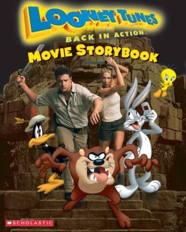 Looney Tunes Back In Action Movie Storybook (Looney Tunes Show)