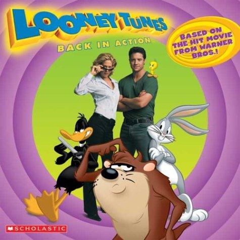 Looney Tunes Back In Action 8x8: McCann, Jesse Leon