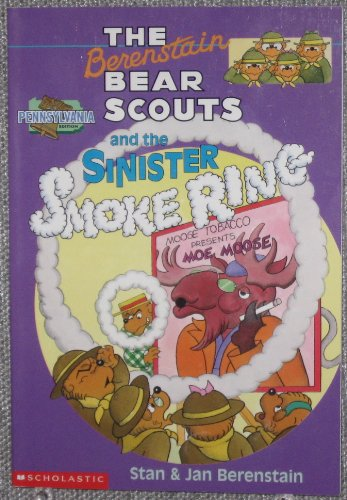 9780439522182: The Berenstain Bear Scouts and the Sinister Smoke Ring (Pennsylvania Edition)