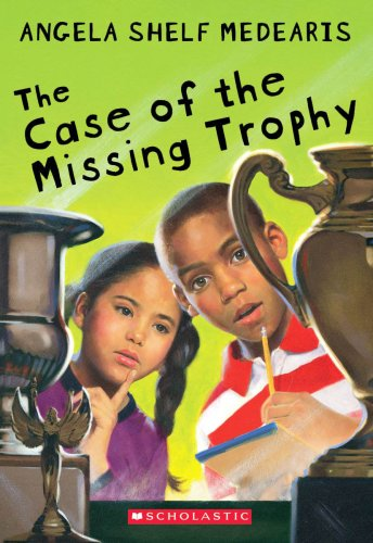 9780439523257: The Case of the Missing Trophy