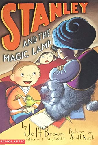 9780439523547: Title: Stanley and the Magic Lamp